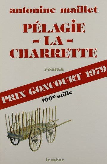 Image: Pélagie-la-Charrette