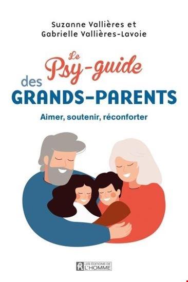 Le psy-guide des grands-parents