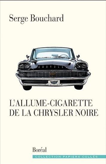Image: L'allume-cigarette de la Chrysler noire
