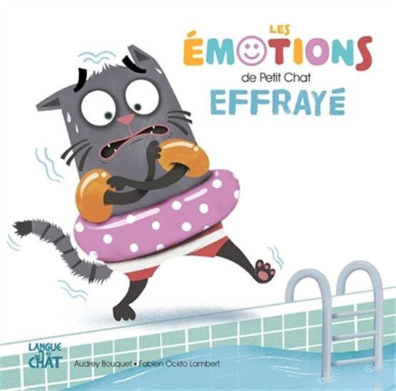 Image: Les émotions de Petit Chat effrayé