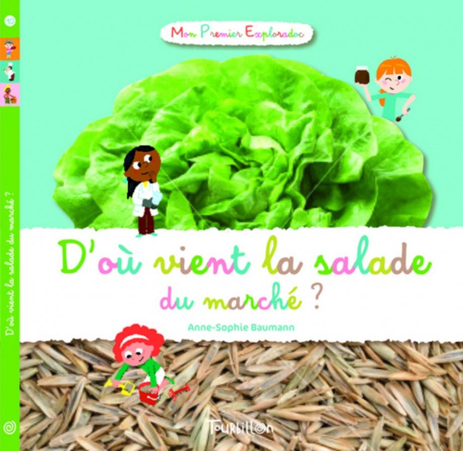Comment poussent la salade et les autres légumes?