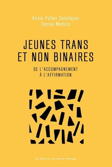 Image: Jeunes Trans : Comprendre, Accompagner Et Intervenir (Les)