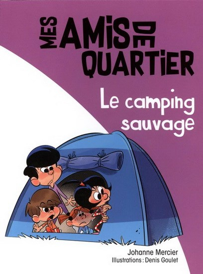 Image: Le camping sauvage