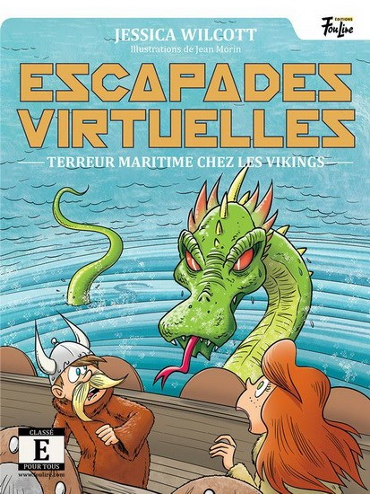 Terreur maritime chez les Vikings