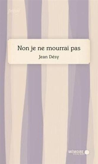 Image: Non je ne mourrai pas