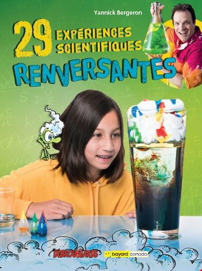 29 expériences scientifiques renversantes