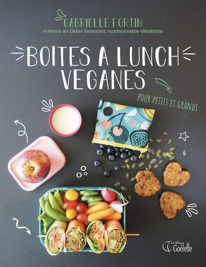 Image: Boîtes À Lunch Veganes : Pour Petits Et Grands