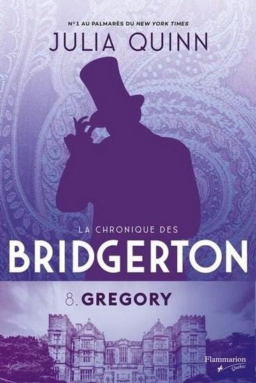 Chronique Des Bridgerton(La) T.08 Gregory
