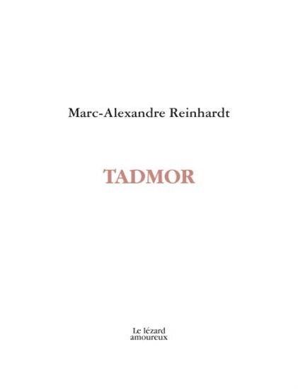 Image: Tadmor