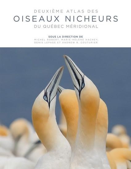 Image: Deuxième atlas des oiseaux nicheurs du Québec méridional